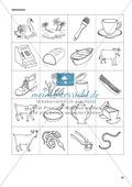 Lausch- und Reimaufgaben: Übungen und Spiele, Kopiervorlagen Preview 17