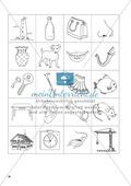 Lausch- und Reimaufgaben: Übungen und Spiele, Kopiervorlagen Preview 18