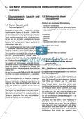 Lausch- und Reimaufgaben: Übungen und Spiele, Kopiervorlagen Preview 4