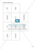 Aufgaben zur Silbe einschließlich Wortkonzept: Übungen, Spiele und Kopiervorlagen Preview 10