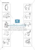 Aufgaben zur Silbe einschließlich Wortkonzept: Übungen, Spiele und Kopiervorlagen Preview 11
