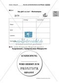Deutsch, Themenfelder, Didaktik, Wikinger, Unterricht vorbereiten, Unterrichtsmethoden, Werkstattplan, Kooperatives Lernen