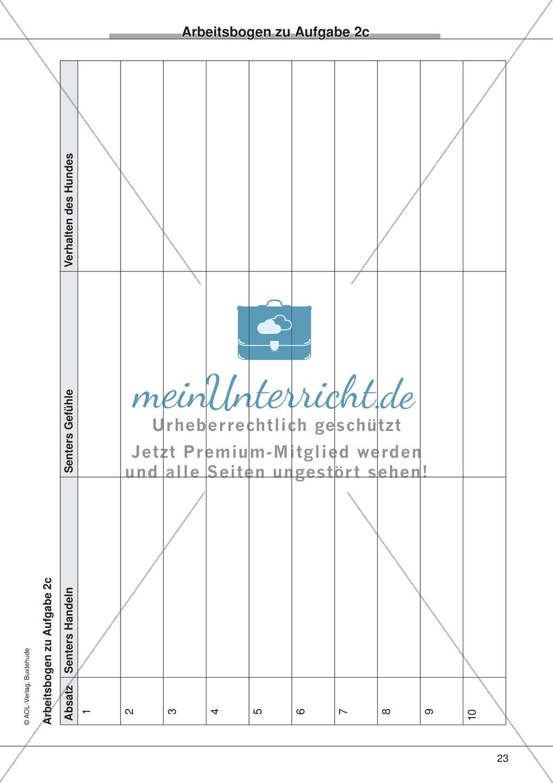 """Kurzgeschichten - Binnendifferenzung: """"William M. Harg: Der Retter"""" - Einführung + Lesetext + Aufgaben Preview 10"""