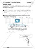 Schriftliches Rechnen Fördermodul 1 (Addition): Übungen + Lösungen Preview 1