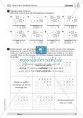 Schriftliches Rechnen Fördermodul 3 (Addition): Übungen + Lösungen Preview 2