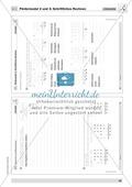 Schriftliches Rechnen Fördermodul 3 (Addition): Übungen + Lösungen Preview 3