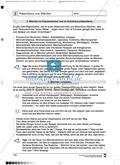 Präsentieren von Märchen: Ziele und Anregungen, Arbeitsblätter Preview 5