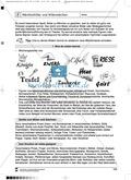 Märchenbilder und Bildermärchen: Ziele und Anregungen, Arbeitsblätter Preview 4
