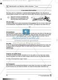 Märchenteile und Märchen selbst schreiben: Ziele und Anregungen, Arbeitsblätter Thumbnail 9