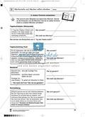 Märchenteile und Märchen selbst schreiben: Ziele und Anregungen, Arbeitsblätter Thumbnail 16