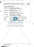 Märchenteile und Märchen selbst schreiben: Ziele und Anregungen, Arbeitsblätter Thumbnail 22