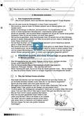 Märchenteile und Märchen selbst schreiben: Ziele und Anregungen, Arbeitsblätter Thumbnail 7