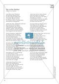 Deutsch_neu, Primarstufe, Sekundarstufe I, Sekundarstufe II, Literatur, Literarische Gattungen, Lyrik, Epische Kurzformen, Johann Peter Hebel, adelbert von chamisso, Kalendergeschichten, Ballade