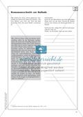 Balladen im Deutschunterricht: Themenplan inkl. Material (komplett) Preview 28
