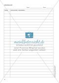 Balladen im Deutschunterricht: Themenplan inkl. Material (komplett) Preview 5