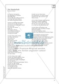 Balladen im Deutschunterricht: Themenplan inkl. Material (komplett) Preview 6