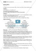 Besondere Gedichtform - das Rondell. Mit Aufgaben und Lösungen. Preview 2