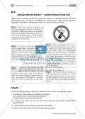 Merkmale journalistischer Textsorten: Arbeitsblatt + Hinweise + Erwartungshorizont: Material einzeln Thumbnail 1