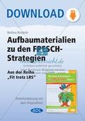 Aufbaumaterialien zu den FRESCH-Strategien: Gesamtes Material Preview 1