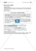 Selbstkontrolle: Getrennt- und Zusammenschreibung: Lückentext + Hinweise: Material einzeln Preview 3