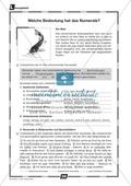 Die Bedeutung von Numeralen: Übungen + Lösungen Preview 2