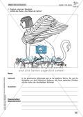 Vom systematischen Lesen zum selbstständigen Schreiben: Texte von Fabelwesen Preview 23