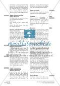 Groß- und Kleinschreibung - Wortartenätsel: Arbeitsblatt + Erläuterung Preview 2