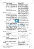 Groß- und Kleinschreibung - Verben: Arbeitsblatt + Erläuterung Preview 2