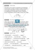 Groß- und Kleinschreibung - Verben und Nomen: Arbeitsblatt + Erläuterung Preview 1