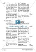 Groß- und Kleinschreibung - Verben und Nomen: Arbeitsblatt + Erläuterung Preview 2