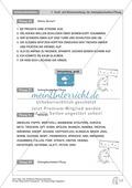 Groß- und Rechtschreibung - Wortarten: Arbeitsblatt + Erläuterung Preview 1