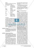 Groß- und Rechtschreibung - Wortarten: Arbeitsblatt + Erläuterung Preview 3
