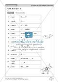 Einüben der 100 häufigsten Fehlerwörter - Wort 13-25: Arbeitsblätter + Erläuterung Preview 1
