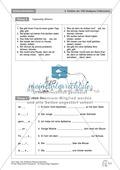 Einüben der 100 häufigsten Fehlerwörter - Wort 88-100: Arbeitsblätter + Erläuterung Preview 3