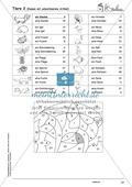 Einzelwörter mit Bild: Spielkarten + Lösung Preview 15