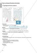 Deutsch_neu, Deutsch, Primarstufe, Sekundarstufe II, Sekundarstufe I, Schreiben, Sprache, Freies/kreatives Schreiben, Schreibprozesse initiieren, Sprachbewusstsein, Schreibverfahren, Kreativ schreiben, Texte verfassen, Kreatives Schreiben, Assoziative Verfahren