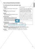 Deutsch_neu, Deutsch, Primarstufe, Sekundarstufe II, Sekundarstufe I, Schreiben, Sprache, Produktion formaler Texte, Schreibprozesse initiieren, Sprachbewusstsein, Freies/kreatives Schreiben, Schreibverfahren, Briefe schreiben, Kreativ schreiben, Texte verfassen, Kreatives Schreiben, Literarische Texte als Schreibanregung
