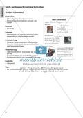Deutsch_neu, Deutsch, Primarstufe, Sekundarstufe II, Sekundarstufe I, Schreiben, Sprache, Produktion von Sachtexten, Produktion formaler Texte, Schreibprozesse initiieren, Sprachbewusstsein, Freies/kreatives Schreiben, Schreibverfahren, Lebenslauf, Kreativ schreiben, Texte verfassen, Pragmatisches Schreiben