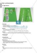 Wort- und Sprachspiele - ABC-Darium: Erläuterung + Übungen + Lösung Preview 1