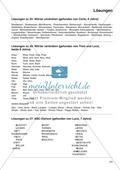 Wort- und Sprachspiele - ABC-Darium: Erläuterung + Übungen + Lösung Preview 5