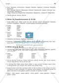Laut-Buchstaben-Zuordnung: Wörter mit Doppelkonsonanten: Arbeitsblatt + Lösung Preview 3