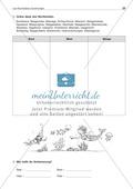 Laut-Buchstaben-Zuordnung: Wörter mit Doppelvokalen: Arbeitsblatt + Lösung Preview 2