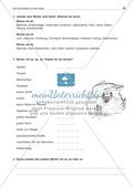 Laut-Buchstaben Zuordnung: Lange Vokale: Arbeitsblatt + Lösung Preview 2