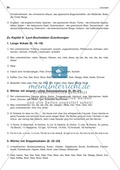 Laut-Buchstaben Zuordnung: Lange Vokale: Arbeitsblatt + Lösung Preview 3