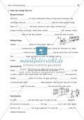 Groß- und Kleinschreibungbei Anredepronomen + Adverbien: Arbeitsblatt + Lösung Preview 2