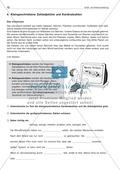 Groß- und Kleinschreibung: Zahladjektive + Kardinalzahlen: Arbeitsblatt + Lösung Preview 1