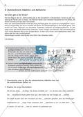 Groß- und Kleinschreibung: Substantivierte Adjektive + Zahlwörter: Arbeitsblatt + Lösung Preview 1
