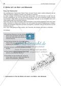 Laut-Buchstaben-Zuordnung: Wörter mit t am Wort- und Silbenende: Arbeitsblatt + Lösung Preview 1