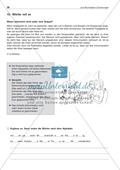 Laut-Buchstaben-Zuordnung: Wörter mit ss: Arbeitsblatt + Lösung Preview 1