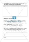 Laut-Buchstaben-Zuordnung: Wörter mit ß und ss: Arbeitsblatt + Lösung Preview 2